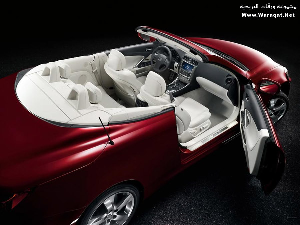 2009 Lexus 250C‏ Lexus-IS11.jpg