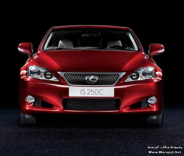 2009 Lexus 250C‏ Lexus-IS15.jpg