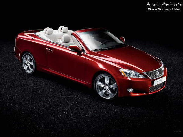 2009 Lexus 250C‏ Lexus-IS18.jpg