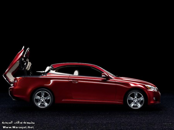 2009 Lexus 250C‏ Lexus-IS2.jpg