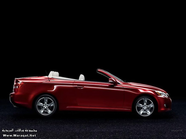 2009 Lexus 250C‏ Lexus-IS6.jpg