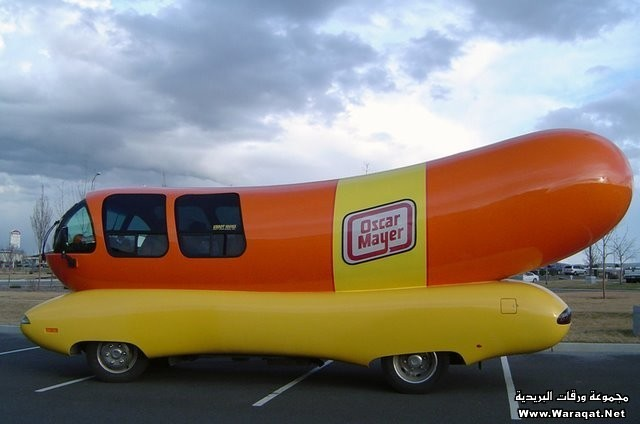 hot-dog-car