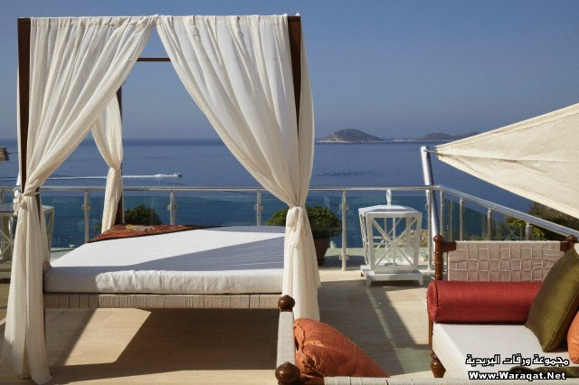 The Glass House, Kalkan, Turkey, 2011