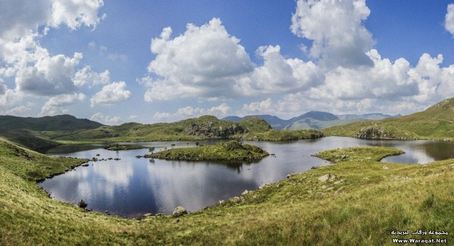 Angle Tarn, Lake District, United Kingdom